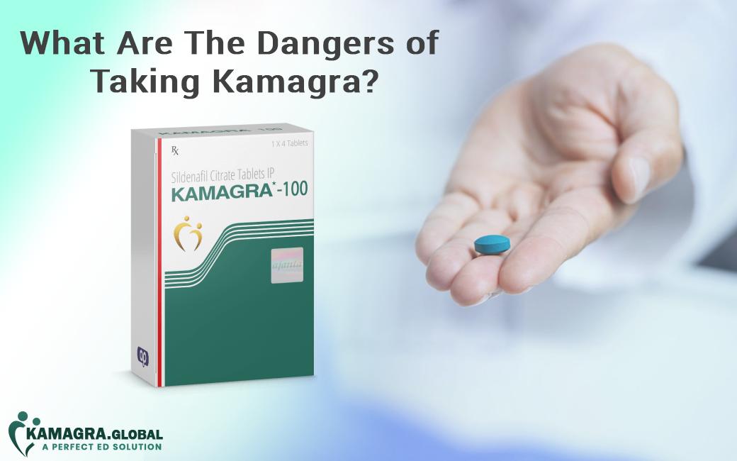 taking kamagra