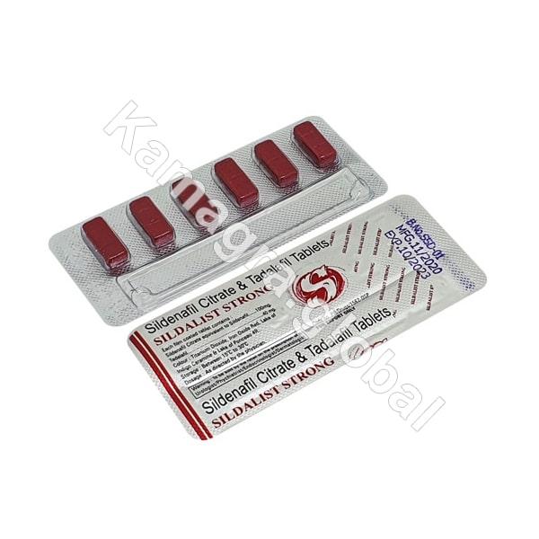 Sildalist 140 mg