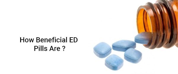 How Beneficial ED Pills Are