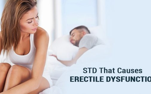 STD that causes ED