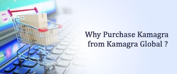 Why purchase Kamagra from Kamagra Global