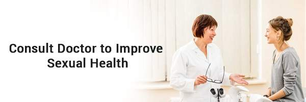 Consult Doctor to Improve Sexual Health