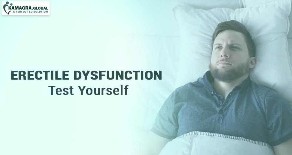 Erectile Dysfunction Test Yourself