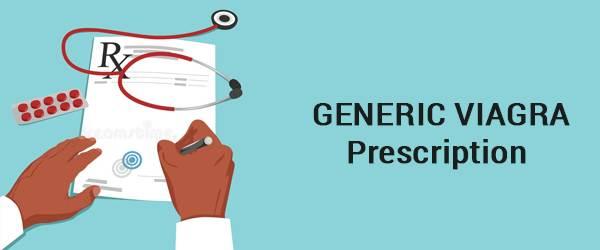 Generic Viagra Prescription