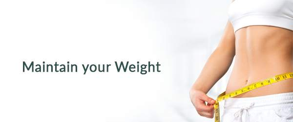 Maintain your Weight