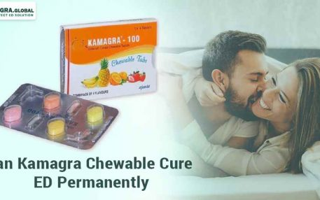 Can Kamagra Chewable Cure ED Permanently