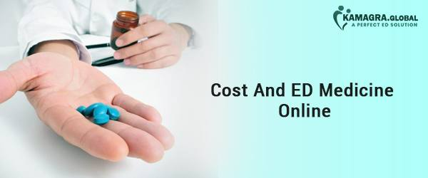 Cost And ED Medicine Online