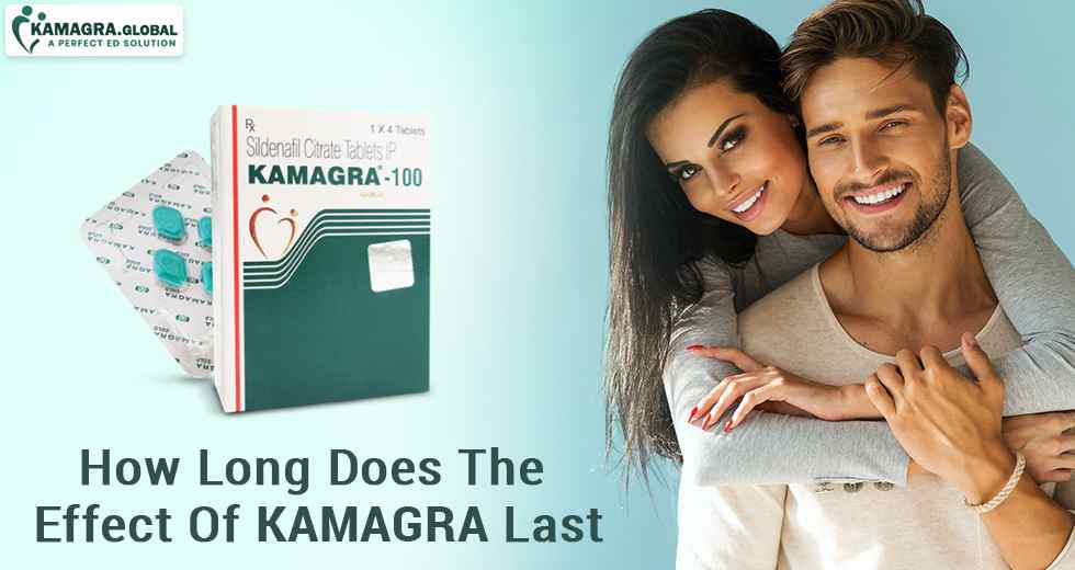 How Long Does The Effect Of Kamagra Last