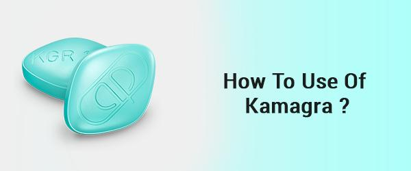 How To Use Of Kamagra