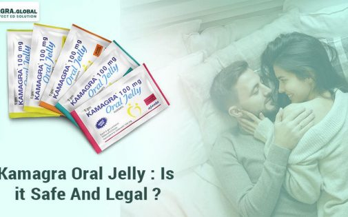 Kamagra Oral Jelly: Is it Safe And Legal