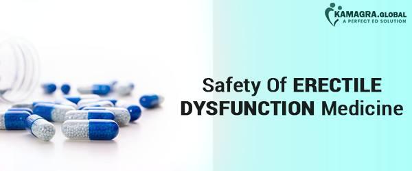 Safety Of Erectile Dysfunction Medicine