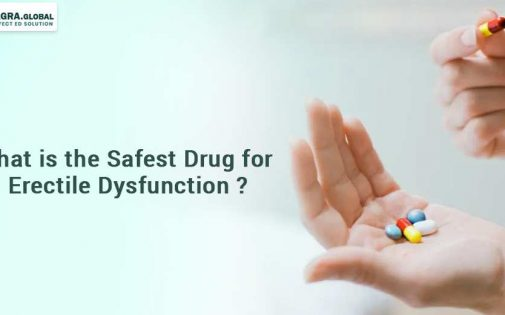 What is the safest drug for erectile dysfunction