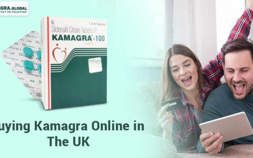 Buying Kamagra online in the UK