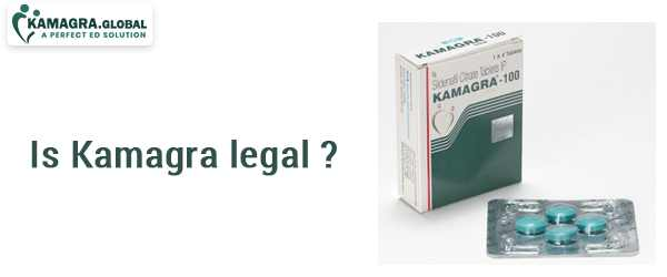 Is Kamagra legal