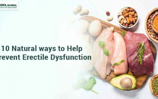 10 natural ways to Help Prevent Erectile Dysfunction