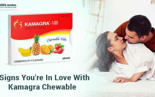7 Signs You're In Love With Kamagra Chewable
