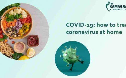 COVID-19 how to treat coronavirus at home