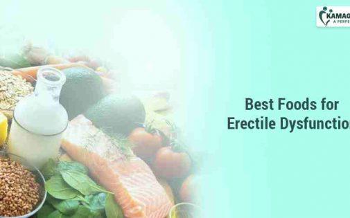 Best Foods for Erectile Dysfunction
