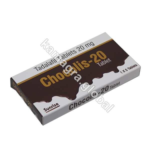 Chocolis 20mg