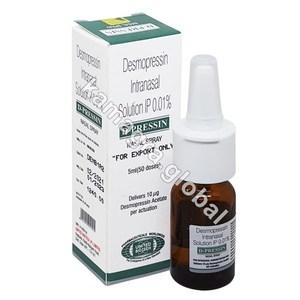 Desmopressin Nasal Spray